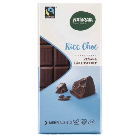 Rice Choc, vegan 100 g