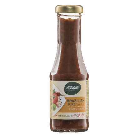 Brazilian Fire Sauce, 250ml