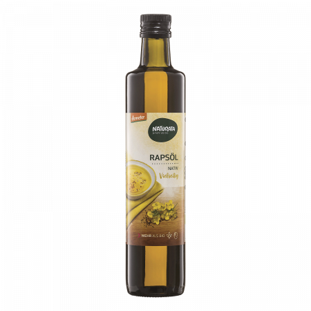Rapsöl nativ, 500ml